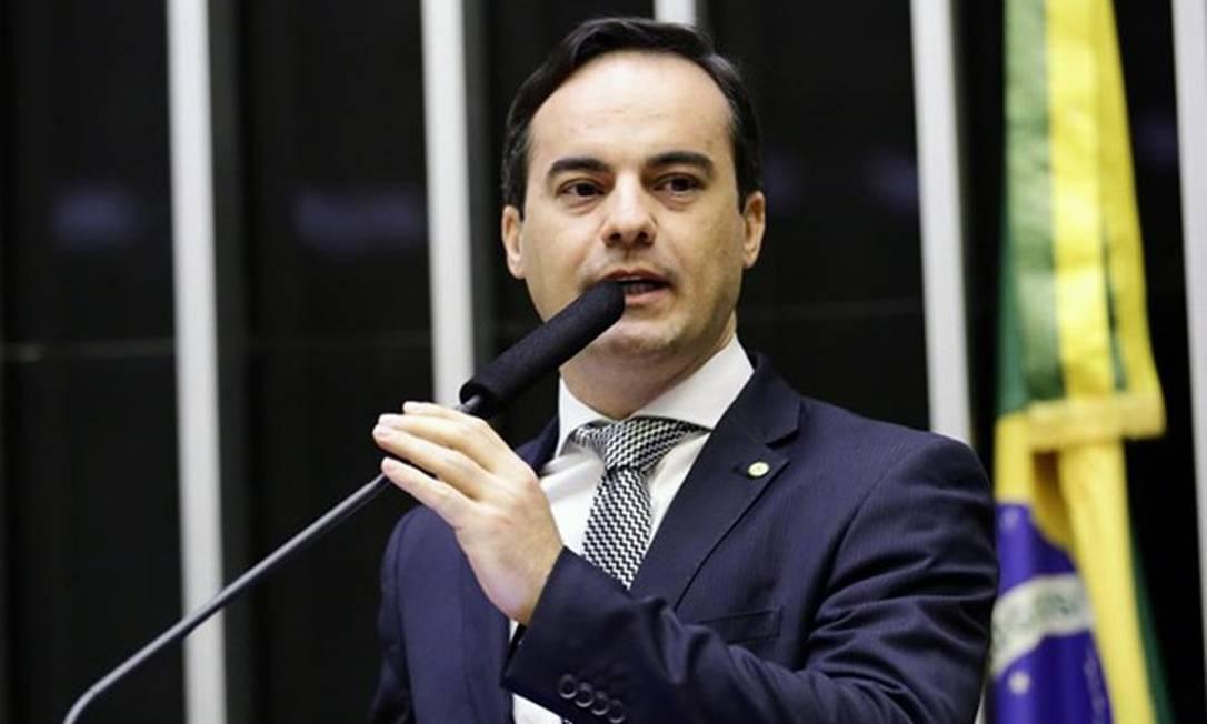Deputado federal Capitão Wagner (PROS-CE), líder de gastos com patrocínio de conteúdo Foto: Câmara dos Deputados