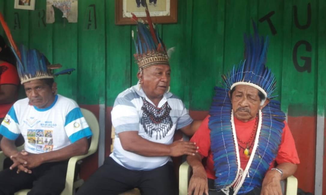 Amado Menezes Filho (no centro), de 64 anos, morreu de Covid-19 Foto: Divulgação
