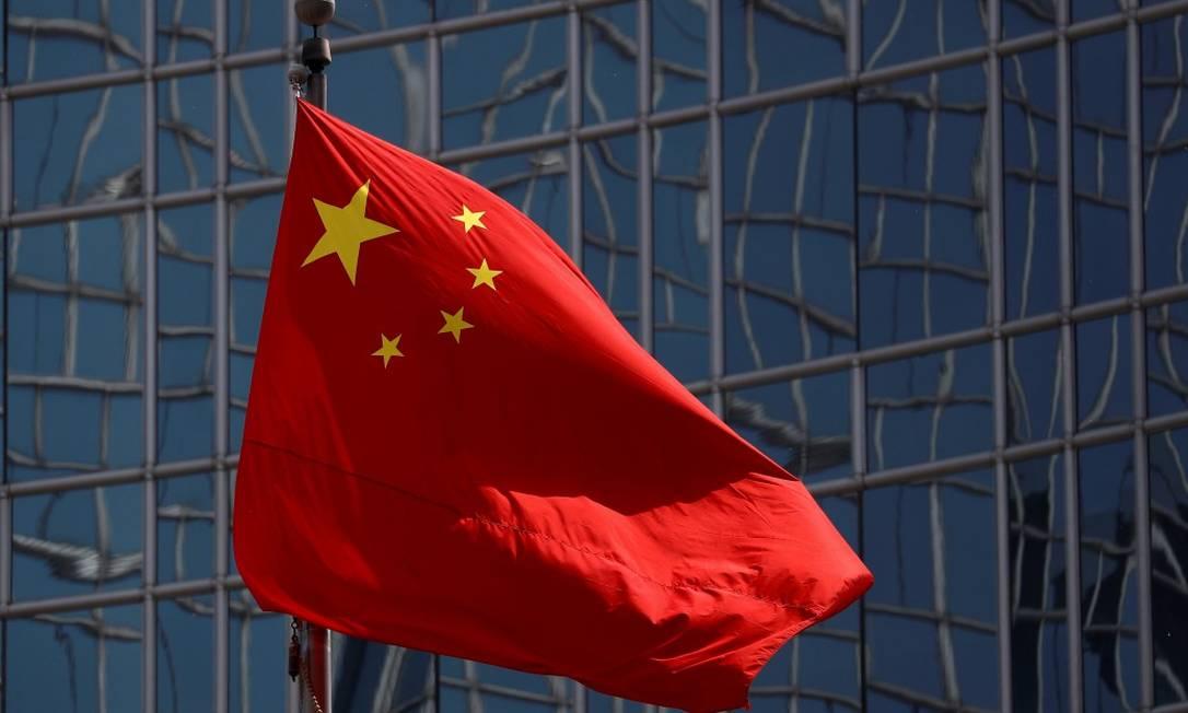 Economia da China avançou 4,9% no terceiro trimestre de 2020 Foto: Thomas Peter / Reuters