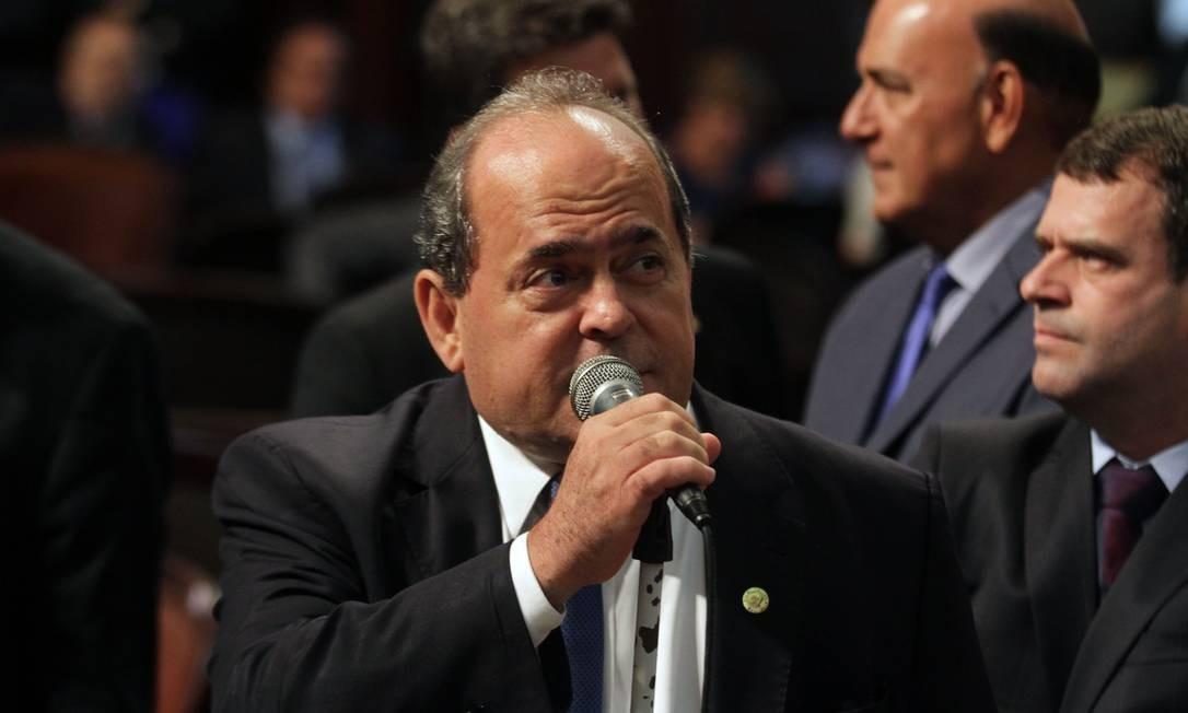 O ex-deputado estadual do Rio, Pedro Augusto (PSD) Foto: Divulgação/Alerj