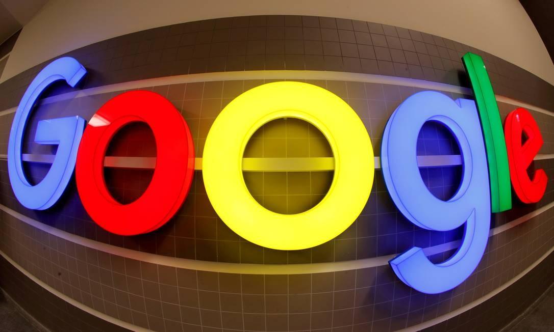 A gigante da internet Google é alvo da maior acusação contra monopólio nos EUA em décadas Foto: ARND WIEGMANN / REUTERS