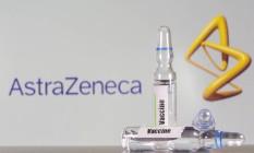 Vacinas em teste da farmacêutica AstraZeneca Foto: DADO RUVIC / REUTERS