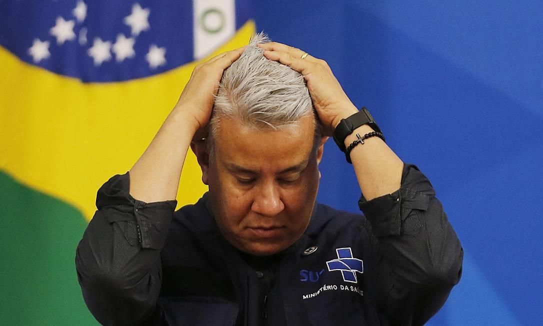Wanderson Oliveira acredita que brasileiros vão aderir à campanha de vacinação contra coronavírus devido à credibilidade do Programa Nacional de Imunização do país Foto: Jorge William/15-4-2020