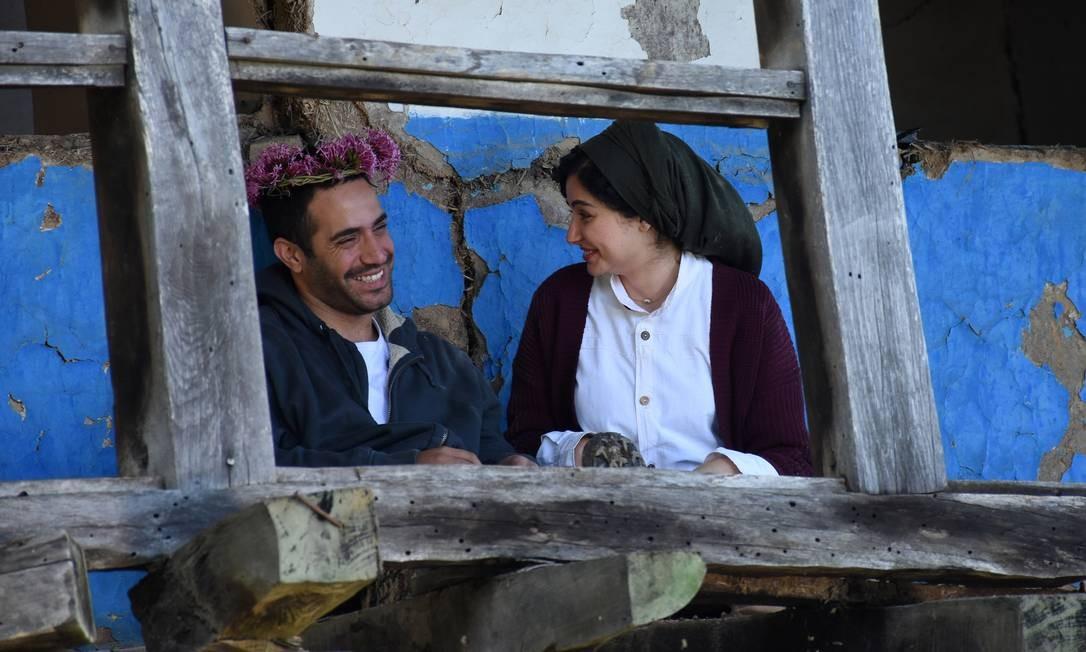 """Cena de """"Não há mal algum"""", do diretor iraniano Mohammad Rasoulof, vencedor do Urso de Ouro em Berlim em 2020 Foto: Divulgação"""
