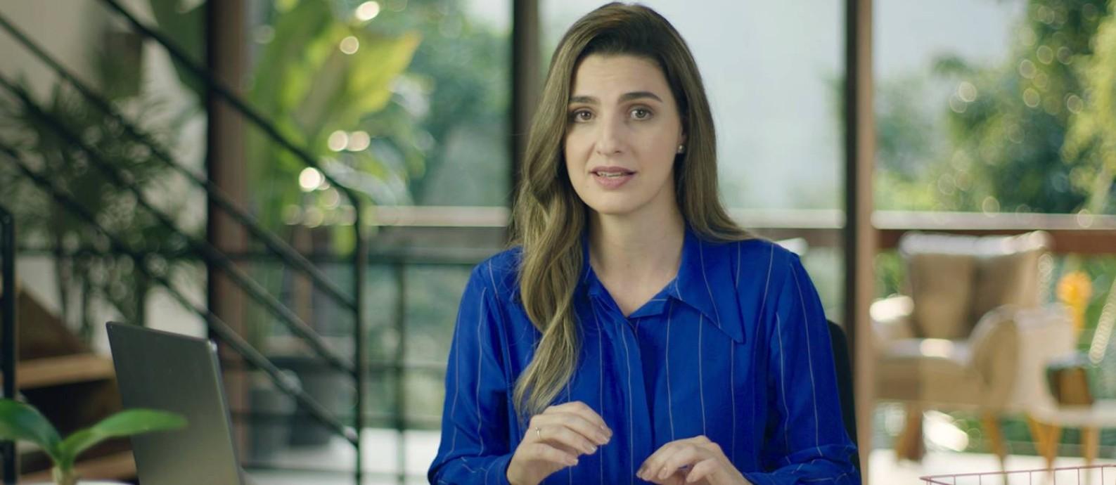 A candidata à Prefeitura do Rio pelo PROS, Clarissa Garotinho Foto: Divulgação