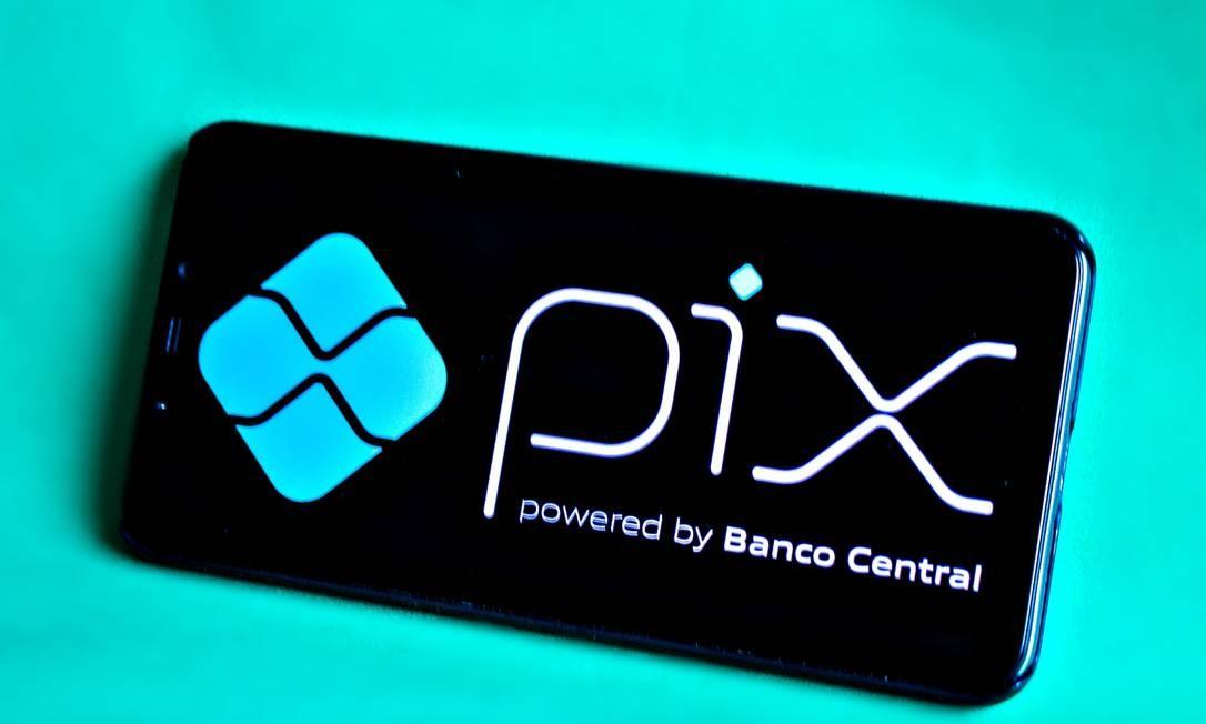 Banco Central cadastro 42,2 milhões de chaves Pix até segunda-feira Foto: A7Press / Agência O Globo