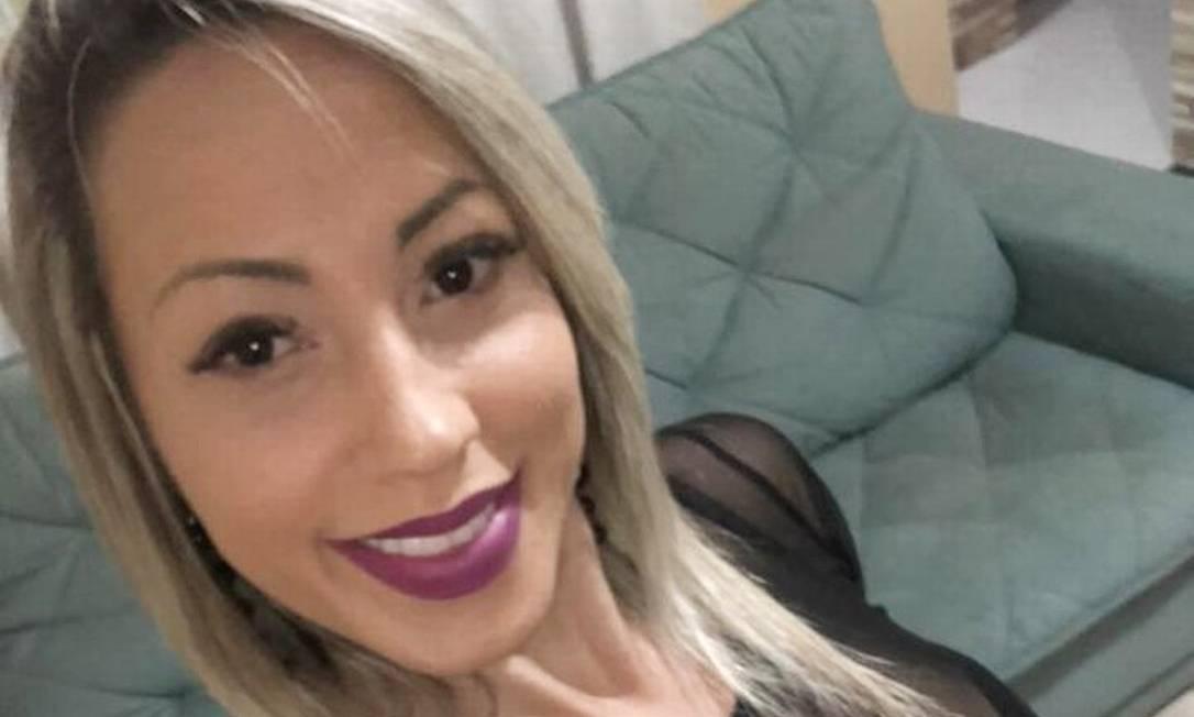 Patricia Rodrigues dos Santos tinha 34 anos Foto: Reprodução