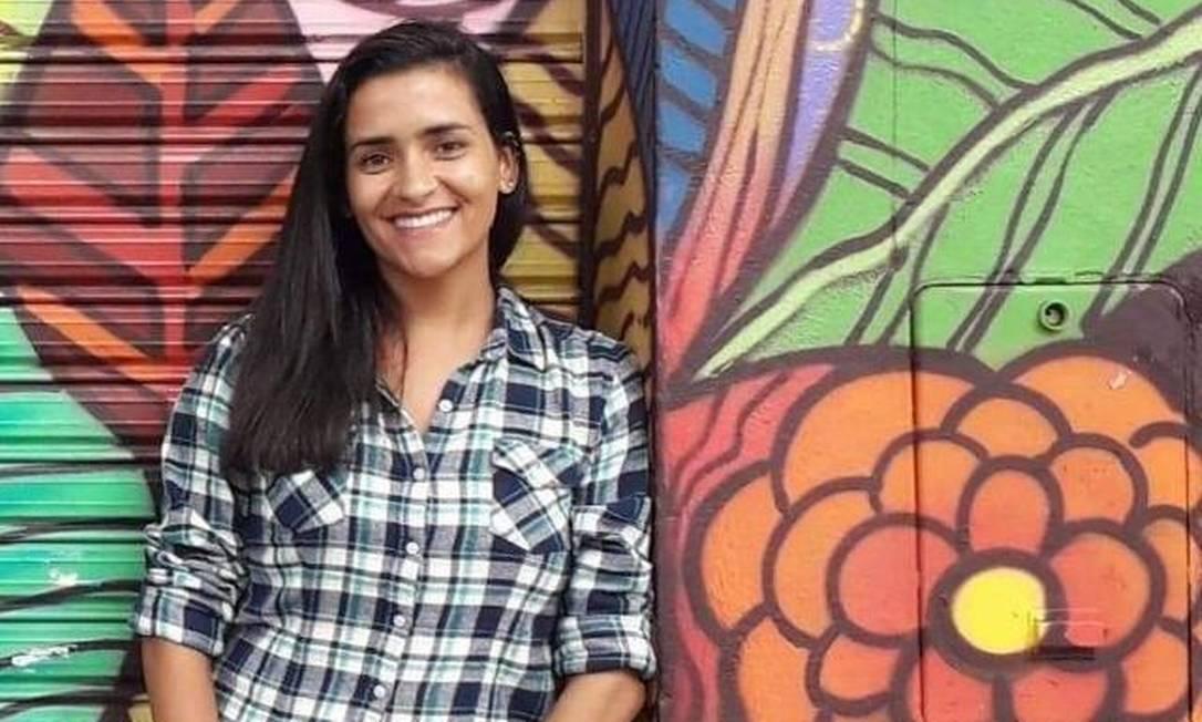 Lady Ane foi morta por bala perdida perto da Praça da Apoteose Foto: Facebook / Reprodução