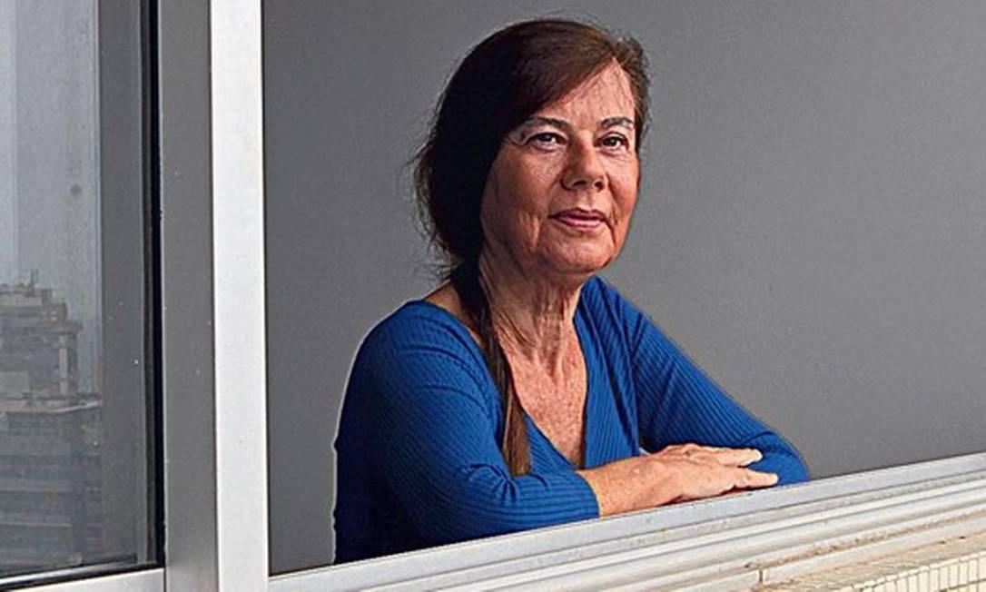 Mirian Goldenberg: para antropóloga, envelhecimento é encarado na cultura brasileira como uma 'morte simbólica' Foto: Wallace Cardia