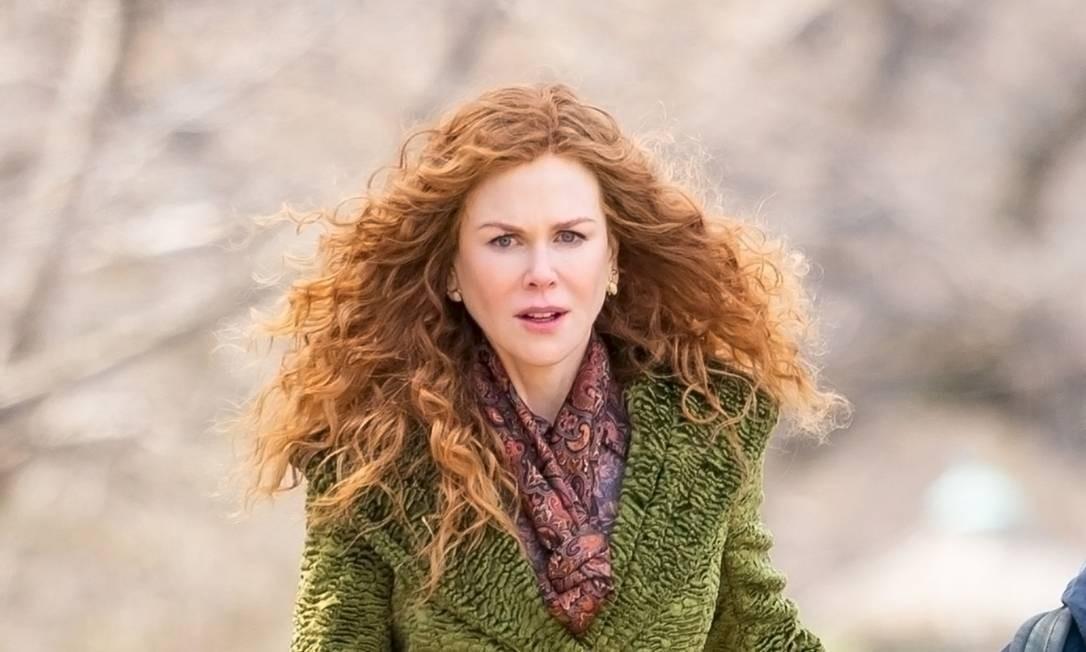 Nicole Kidman em cena da série 'The undoing' Foto: Divulgação/HBO