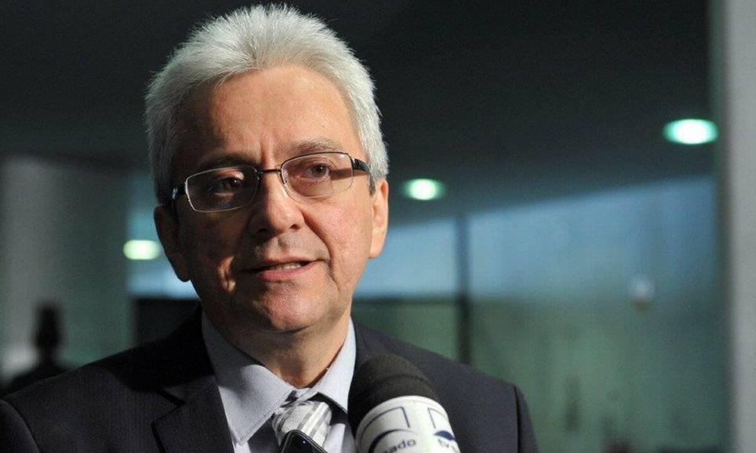 José Barros Tostes Neto, secretário da Receita Foto: Pedro França / Agência Senado