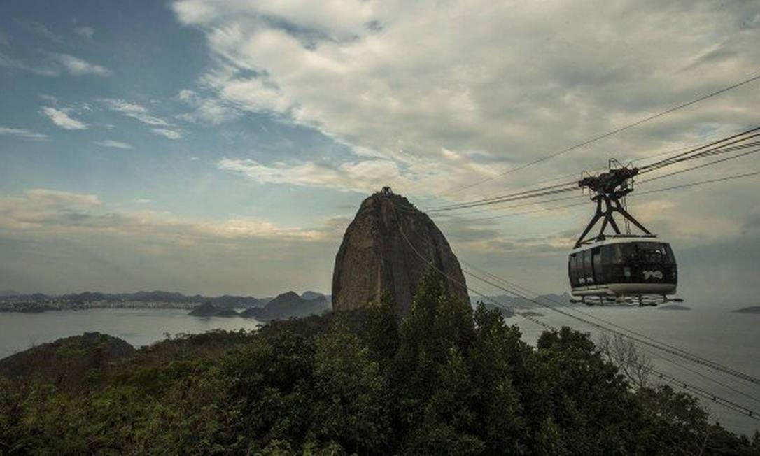 Rio é uma das capitais afetadas pelo problema com gastos de pessoal Foto: Guito Moreto / Agência O Globo