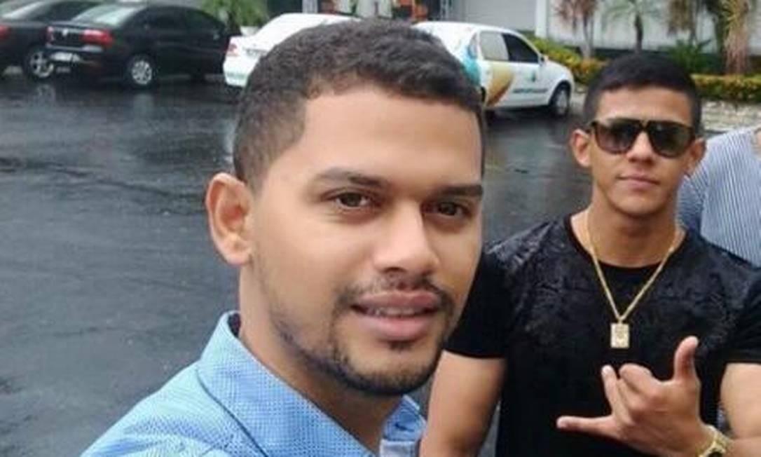 João Bosco Rodrigues Junior e Jemison Portela dos Santos são acusados de crimes no Rio e em São Paulo Foto: Reprodução