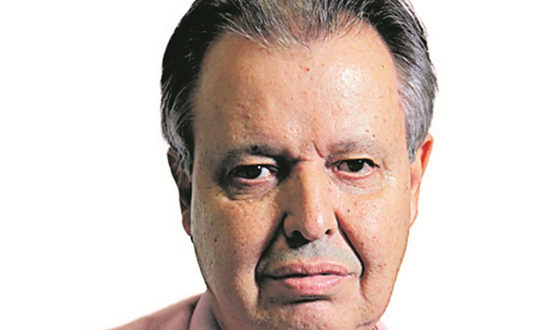 """Mauro Osório: """"Já perdemos com o ICMS. Não podemos perder com os royalties na mesma proporção."""" Foto: Gustavo Azeredo/Arquivo"""
