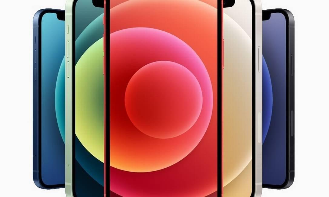 A noav geração de iPhones será vendida sem carregador Foto: Divulgação