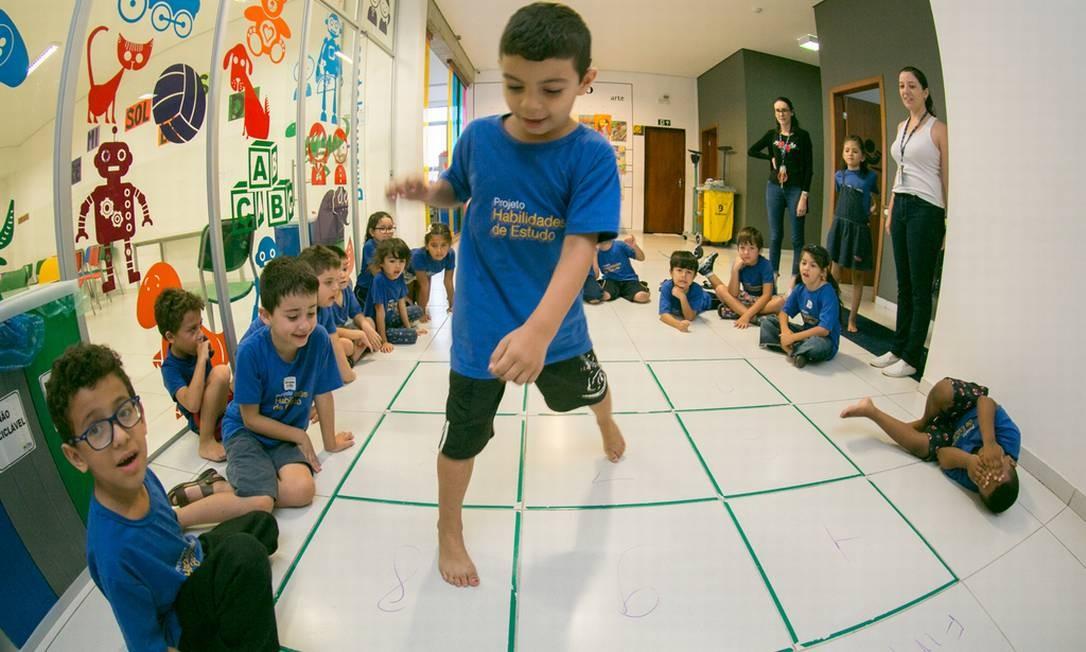 Programa do SESC estimula aprendizado com criatividade Foto: G.Lab