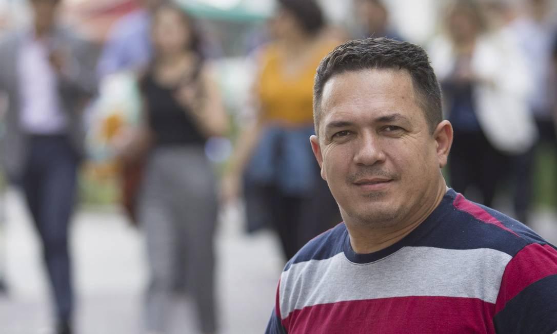 Recordista na supervisão de pesquisas eleitorais em 2020, o estatístico Augusto da Silva Rocha será investigado pelo Conselho Federal da categoria Foto: Edilson Dantas / Agência O Globo 15/10/2018