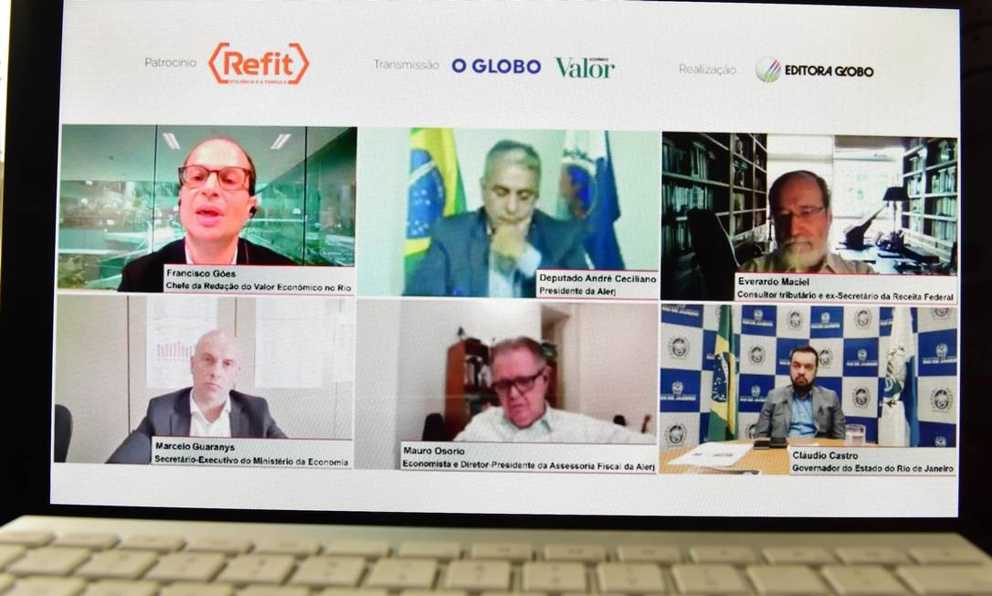 """Seminario """"Partilha dos Royalties do Petroleo"""", promovido pelo GLOBO e pelo jornal Valor Econômico Foto: Silvia Zamboni / Valor"""