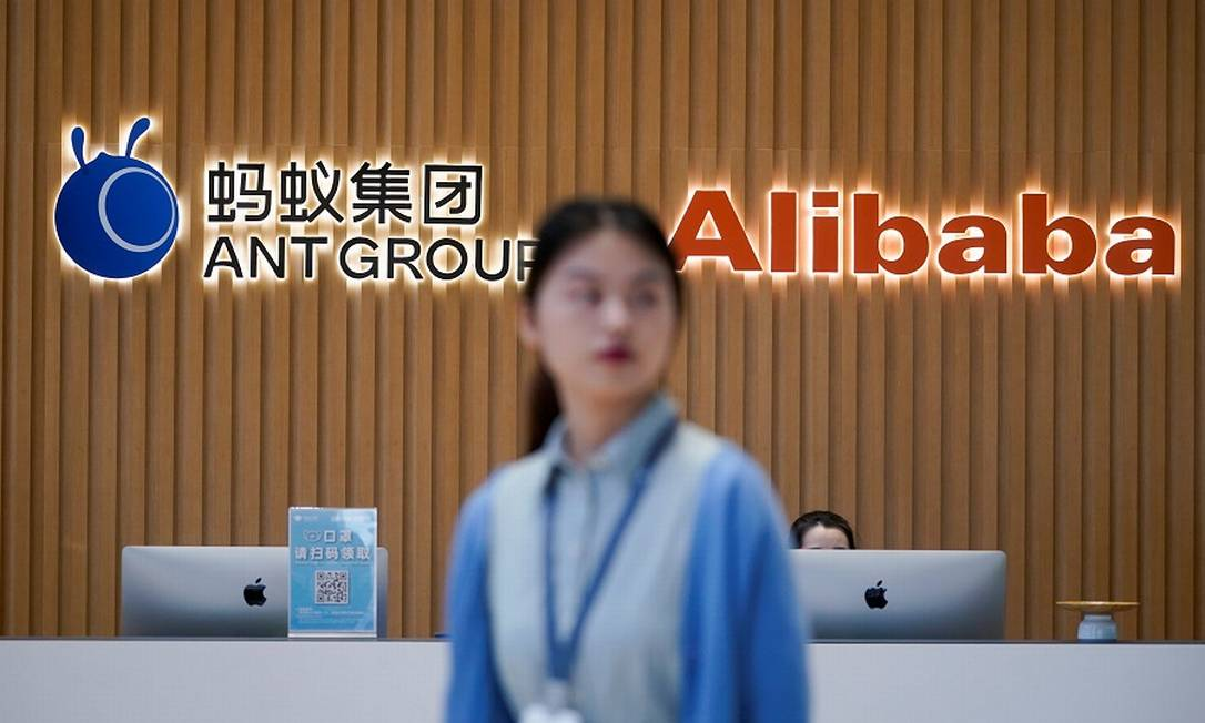 Braço financeiro do Alibaba: alta procura de investidores. Foto: ALY SONG / REUTERS