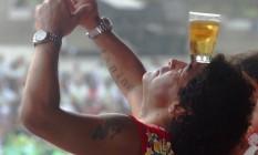 Maradona Foto: Berg Silva