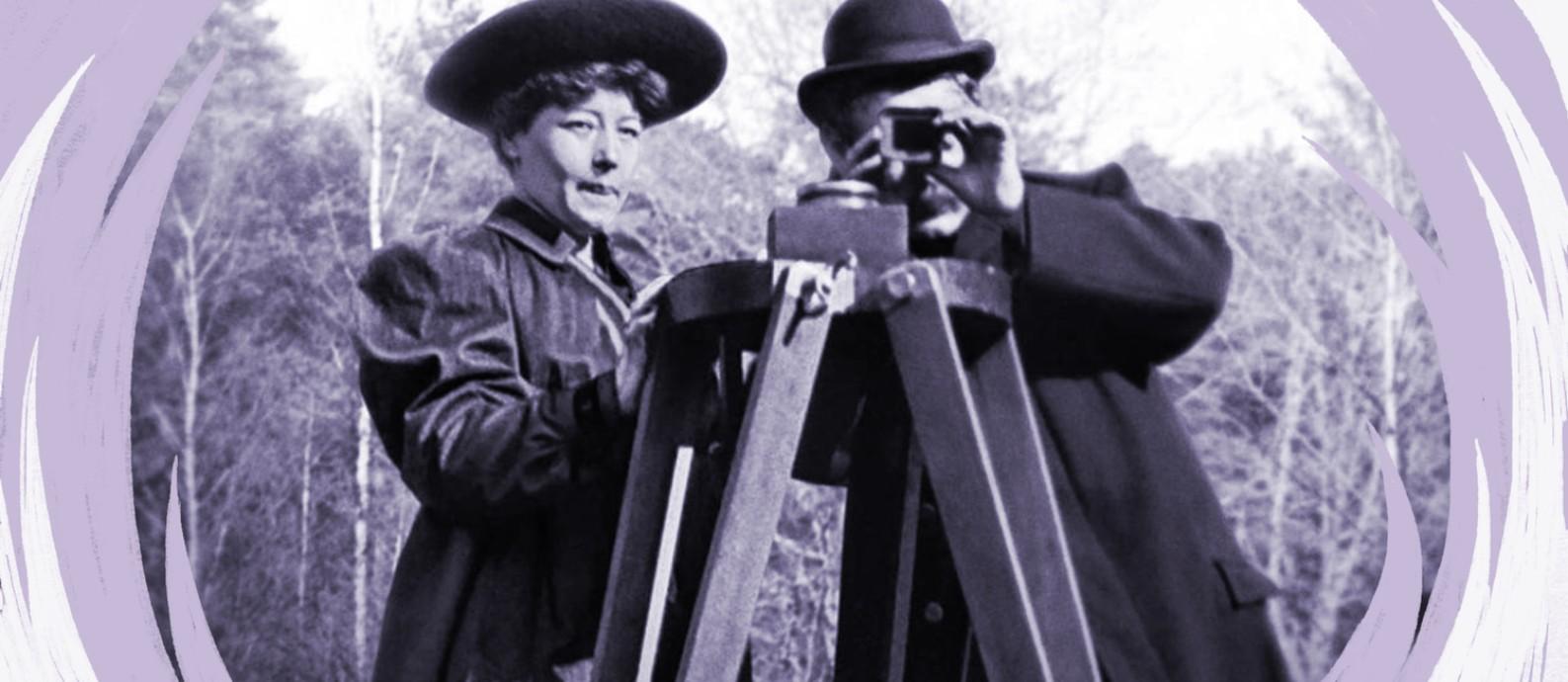 'Alice Guy-Blaché: a história não contada da primeira cineasta do mundo' recompõe trajetória de diretora pioneira em Hollywood Foto: Reprodução
