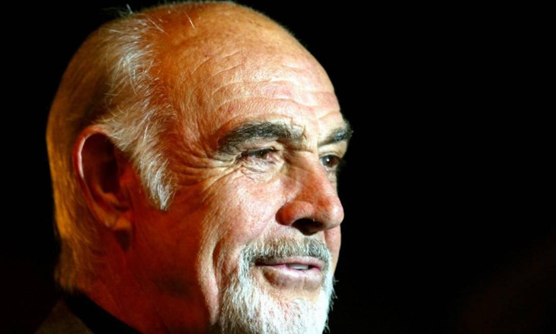 Connery, o primeiro James Bond, morreu aos 90 anos Foto: Stringer . / REUTERS