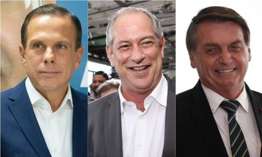 Eleição em sete capitais deve ter impacto na formação de palanques em 2022  - Jornal O Globo