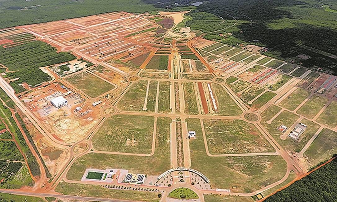 Projeto de cidade inteligente em Fortaleza Foto: Divulgação