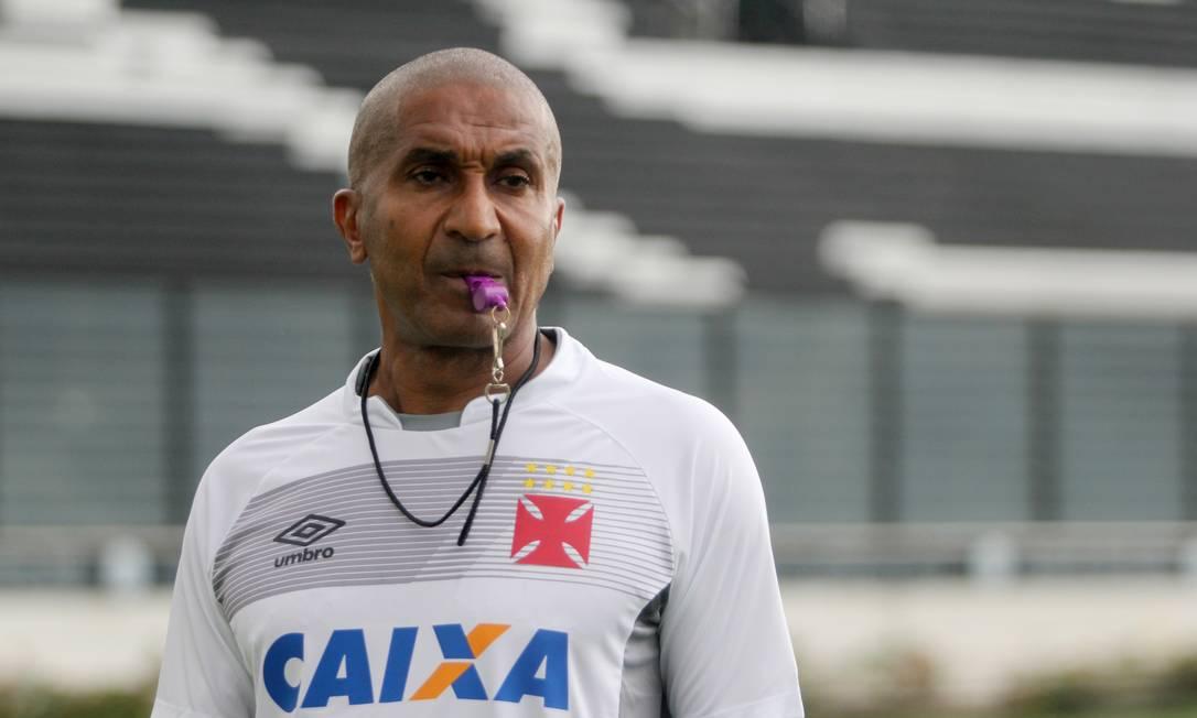 Cristóvão Borges falou sobre sua pausa no futebol Foto: Divulgação/Vasco