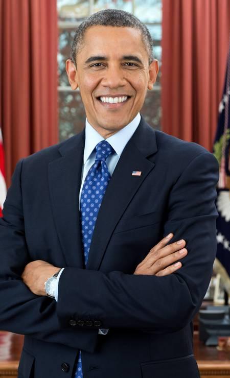 Barack Obama, democrata, governou por dois mandatos, de 2009 a 2017 Foto: Divulgação / White House