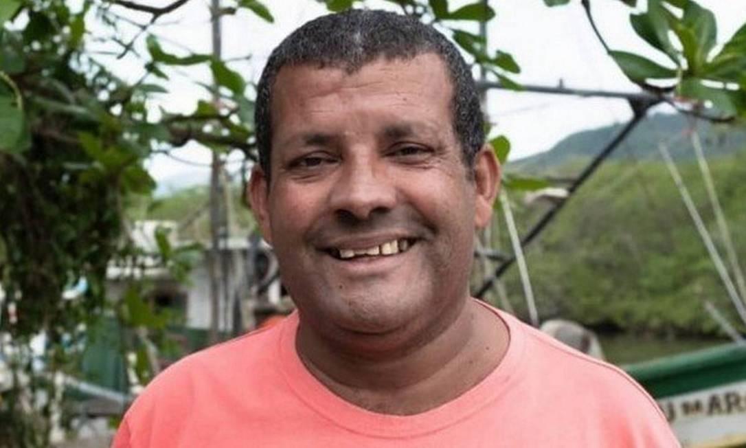 Valmir Tenório, candidato a vereador pelo PT, é assassinado a tiros em Paraty Foto: Reprodução