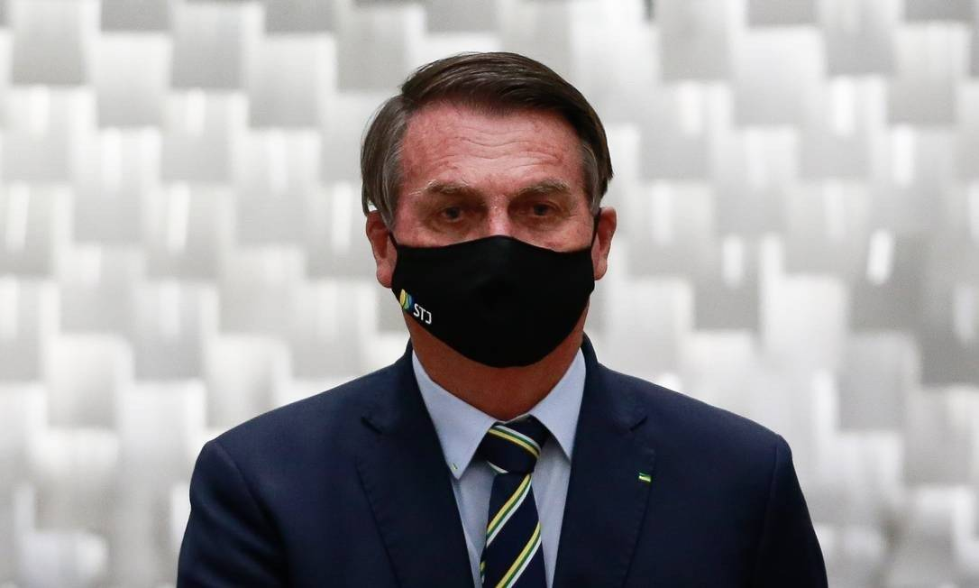 Bolsonaro afirmou ter provas de que o pleito de 2018 foi fraudado, mas ainda não as apresentou Foto: Pablo Jacob/Agência O Globo