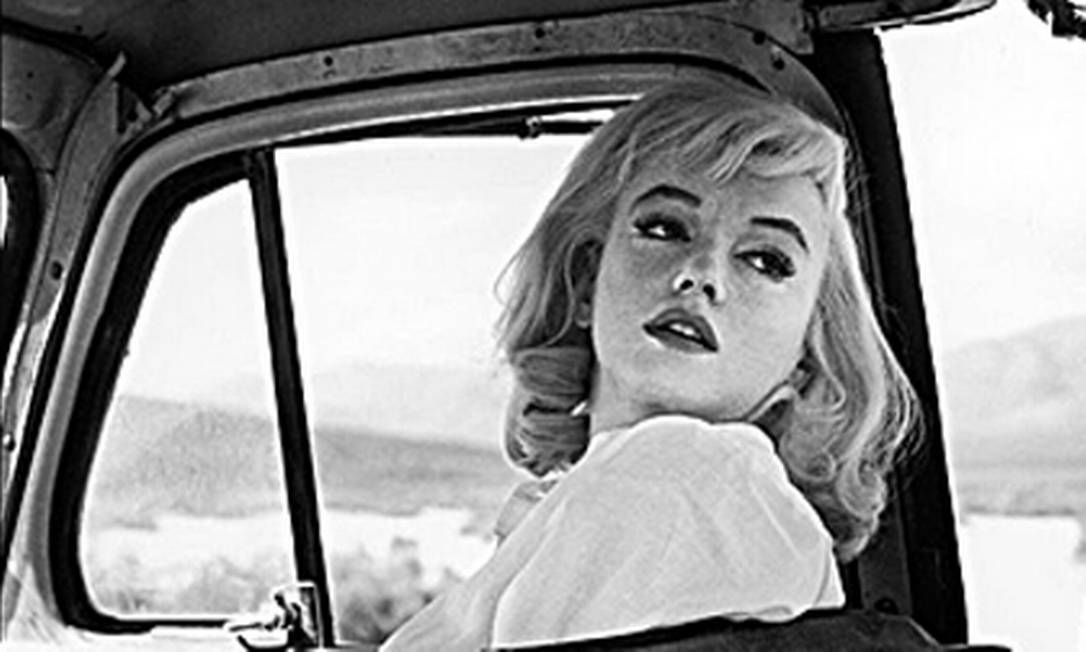"""Marilyn Monroe no filme """"Os desajustados"""" Foto: Reprodução"""