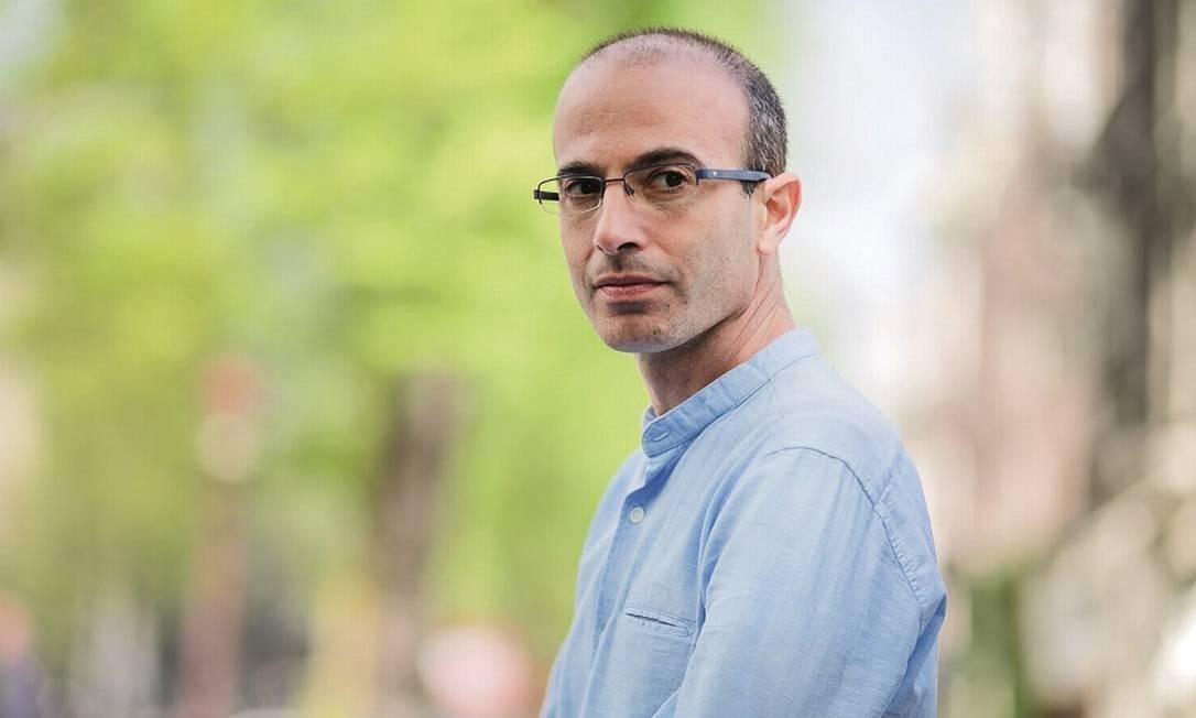 Historiador israelense Yuval Harari lança HQ baesada em seu best-seller 'Sapiens' Foto: Olivier Middendorp