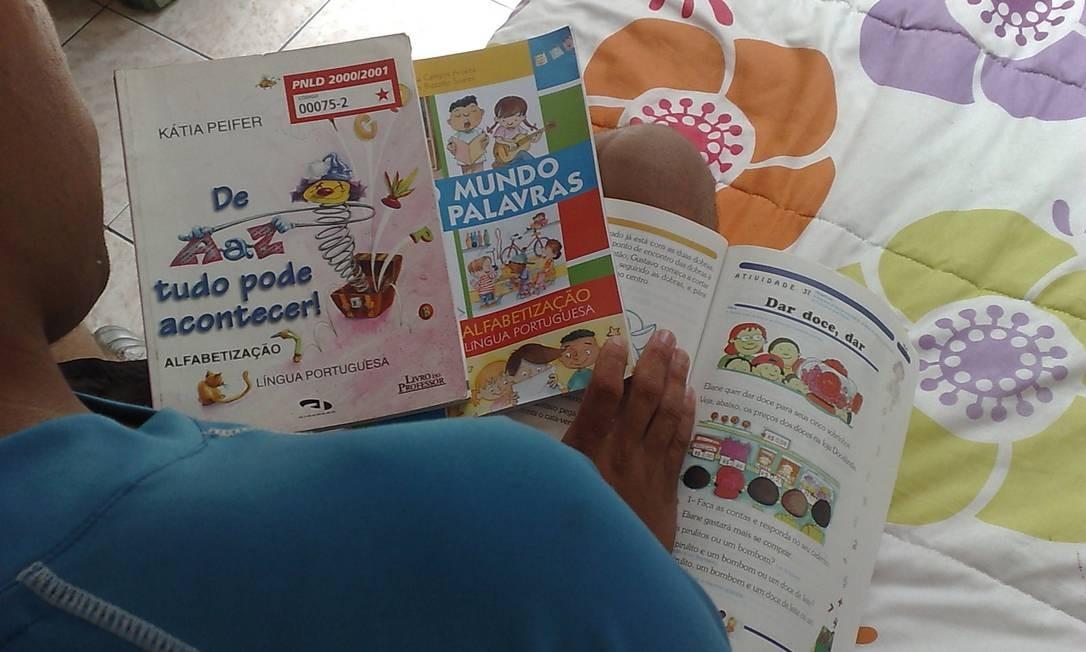 PNLD leva livros didáticos e literários para todas escolas públicas do Brasil Foto: Isabella Guerreiro / .