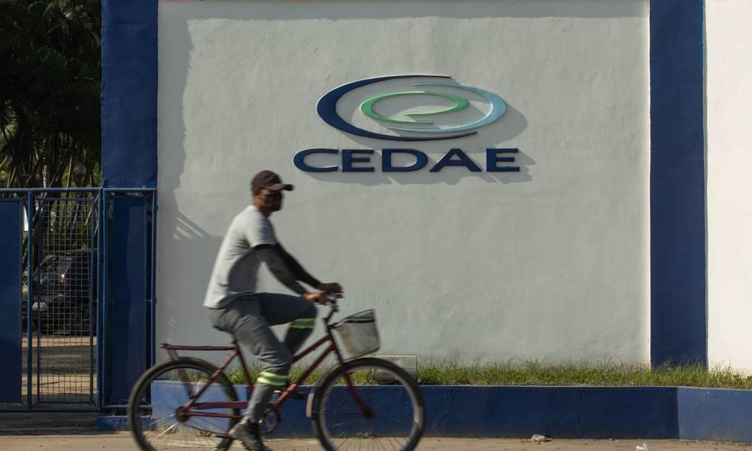 Cedae: TJ derruba artigo que impedia venda, mas governo do estado ainda não definiu sobre privatização Foto: Brenno Carvalho em 6-6-2020 / Agência O Globo