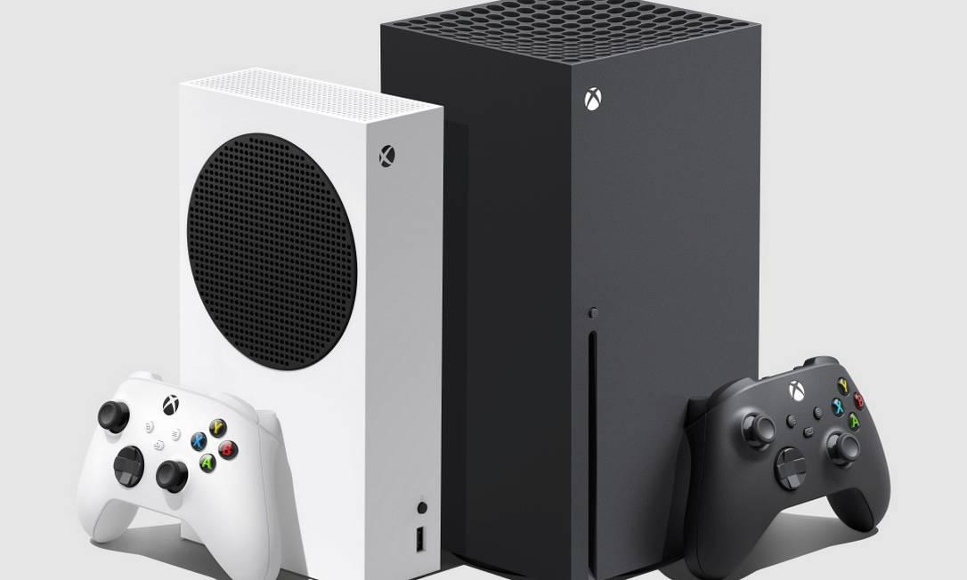 A Microsoft desenvolveu duas versões do novo Xbox, sendo uma delas mais barata Foto: Microsoft / Reuters