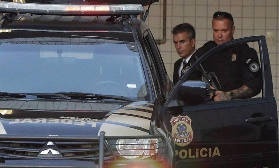 Dois meses depois, Rogério foi solto ao receber o benefício do livramento condicional Foto: Marcos de Paula / Agência O Globo