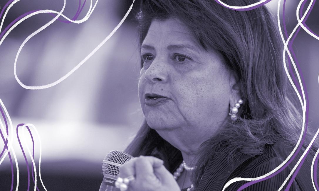 Luiza Trajano defende que mais mulheres participem da política Foto: Agência O Globo