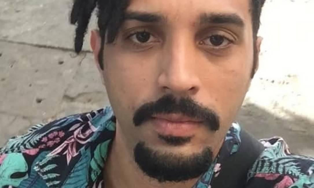 O cineasta Cadu Barcellos, de 34 anos, foi morto após ser esfaqueado Foto: Redes sociais / Reprodução