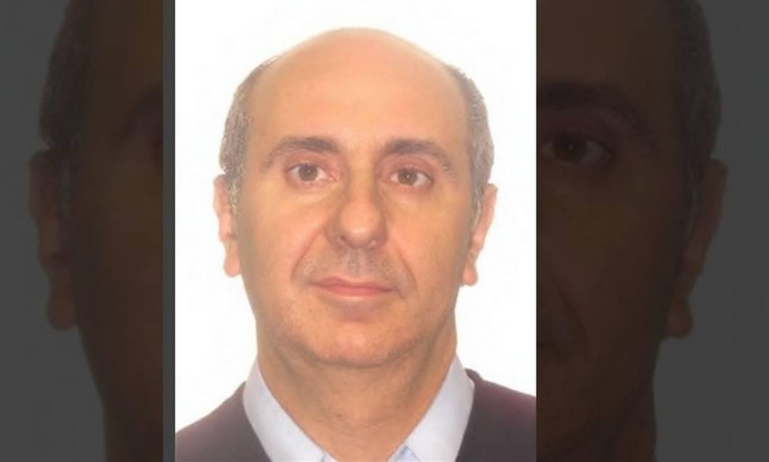 Chaaya Moghrabi foi preso na sexta-feira em uma casa de luxo em Angra dos Reis Foto: Reprodução