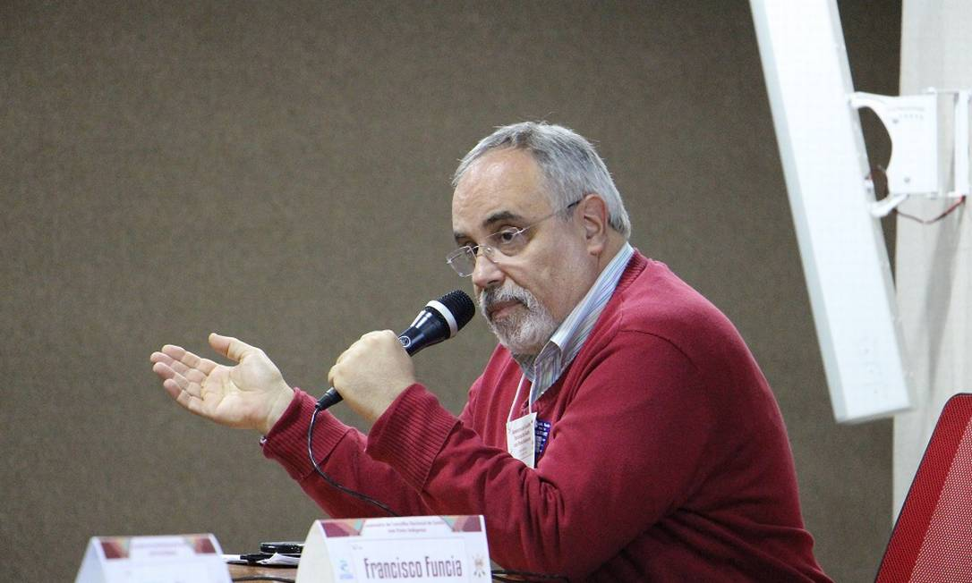 Economista Francisco Funcia Foto: Divulgação/Conselho Nacional de Saúde