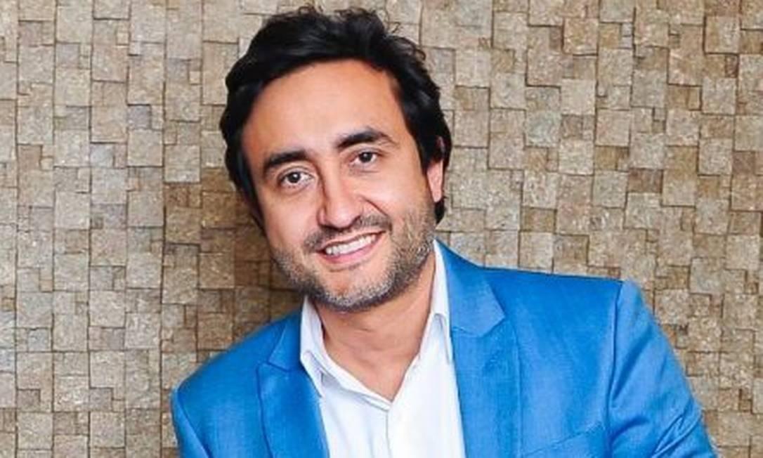 Ygor Moura: empresário montou rede de clínicas de depilação Foto: Divulgação