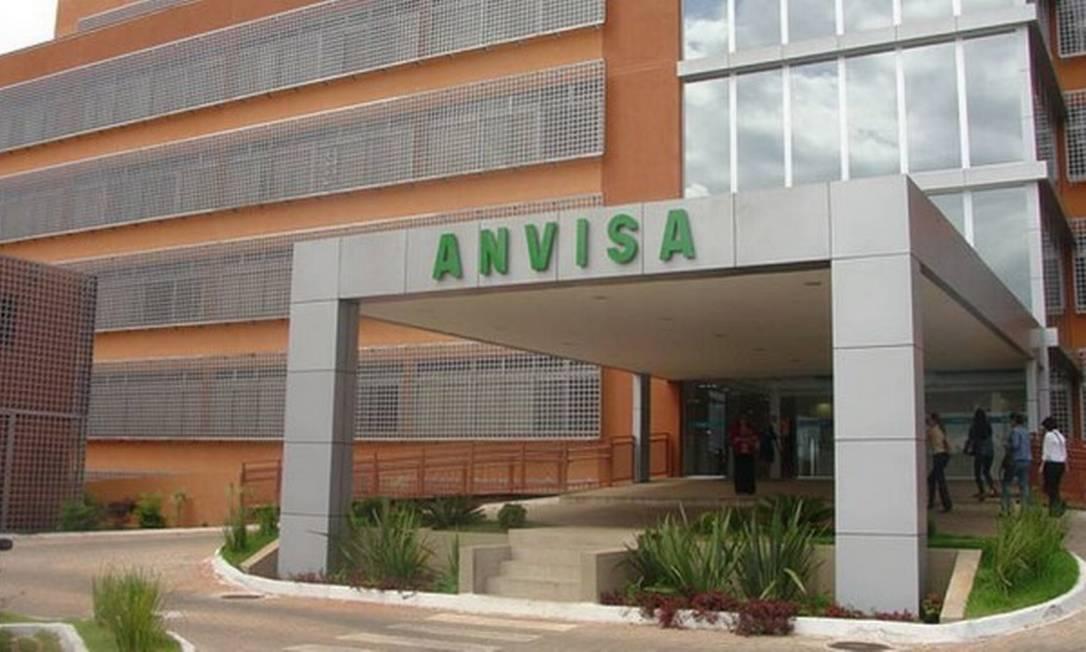 Sede da Anvisa, em Brasília Foto: Divulgação