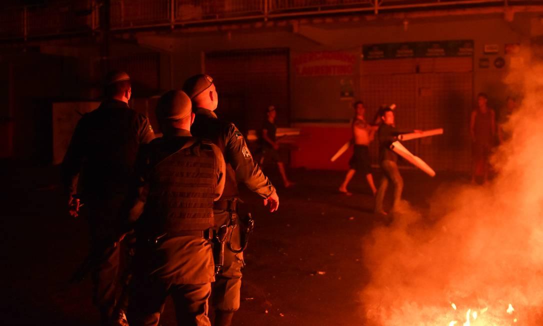 Apagão no Amapá gera protestos da população Foto: Amanda Carvalho