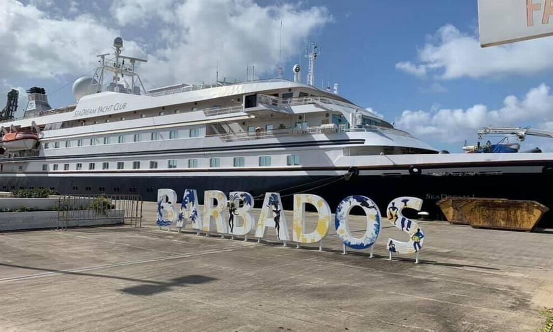 Cruzeiro SeaDream Foto: Reprodução / SeaDream Yacht Club