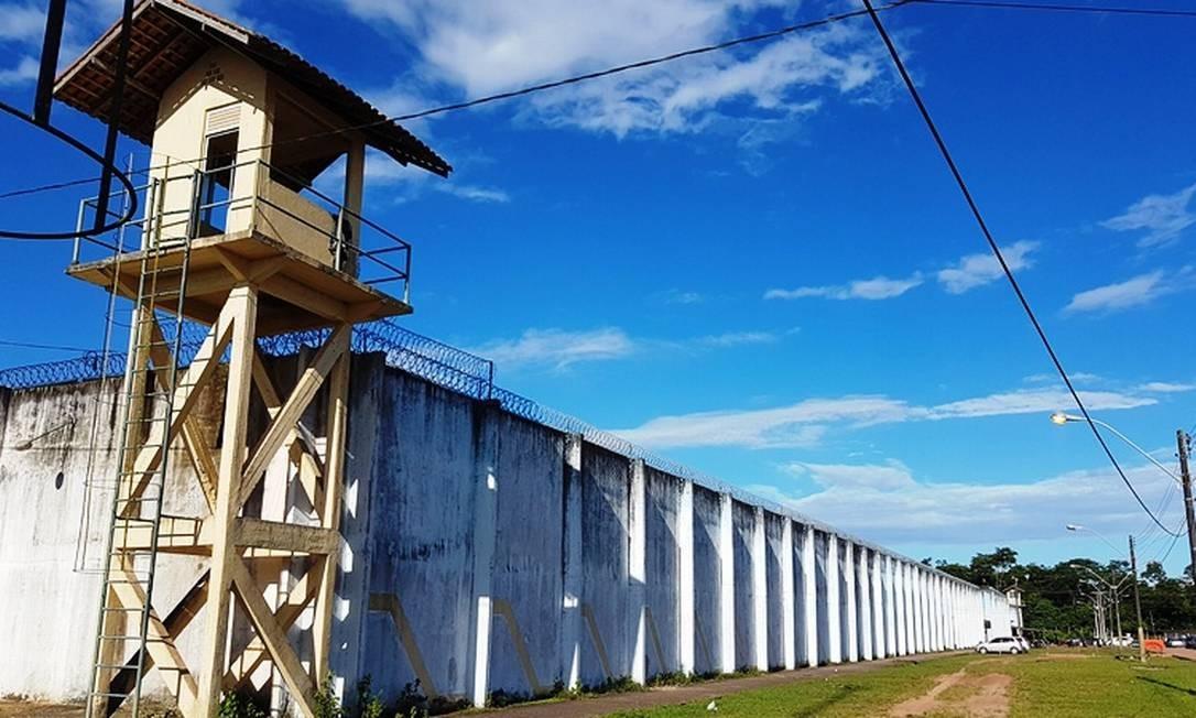 Instituto Penitenciário do Amapá: três tentativas de fuga durante apagão Foto: Reprodução