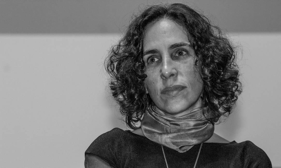 A psicanalista Maria Homem: 'Temos que fazer o luto da norma e do normal' Foto: Alf Ribeiro / Alf Ribeiro