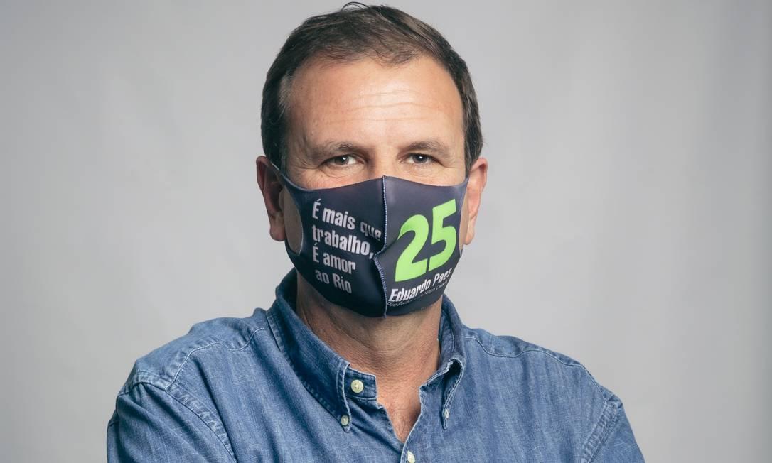Com novo tom após derrota em 2018,candidato reconhece machismo Foto: Foto: Leo Martins/Agência O Globo