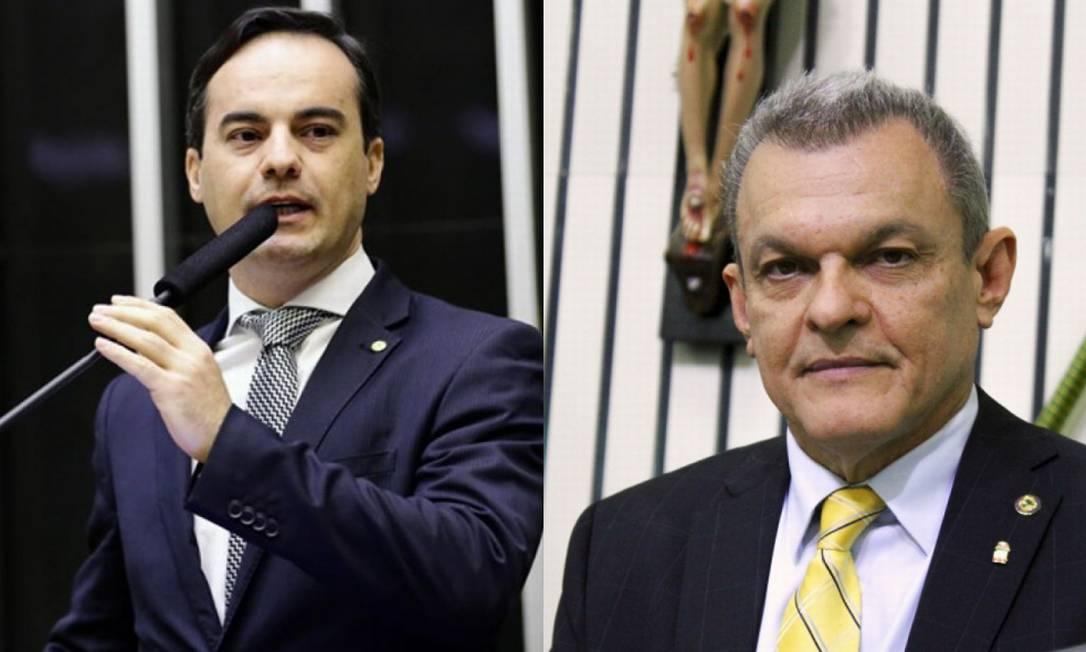 Capitão Wagner (Pros) e Sarto (PDT) aparecem na liderança das pesquisas Foto: Divulgação/ Câmara dos Deputados/ ALCE
